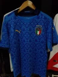 Camisa Itália Puma 2020 Efetuamos Entregas