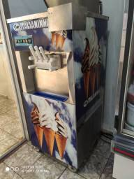 Oportunidade  máquina sorvete italiano