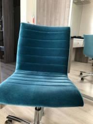 Cadeira de Escritório Estofada