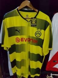 Camisa Borusssia Dortmund Puma 2020 Entrega Gratís