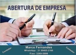 Especializado em Abrir e legalização de Empresas / Serviços de Contabilidade