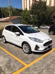 Ford Fiesta Titanium 2018 automático, única dona