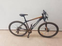 Bike Swell aro 29, quadro 19 câmbio Shimano