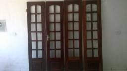 Portas e janelas de pau darco