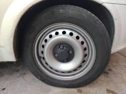 Aro 15 Fumagalli com o pneus!!!