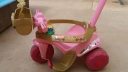 Triciclo das princesas