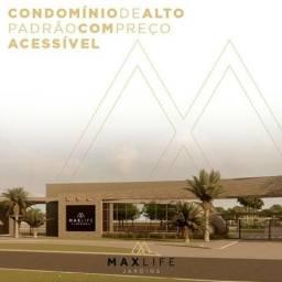 :WD: Lote residencial com 200 m² em condomínio fechado