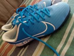Chuteira Nike Mercurial Vapor 13 Academy Society
