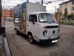 Kombi 88 bem conservada aceita troca carro de passeio