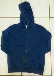 Jaqueta Azul-Escuro da Pool Trendy