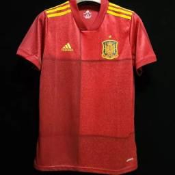 Camisa Espanha 20/21