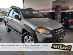 Fiat Strada Adventure Cabine Dupla 1.8 8v Flex Completa Financia e Troca