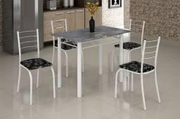 (3789) Mesa 4 Cadeiras Rio whatsapp 99613= 3789