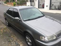 Corolla 2002 automático completo