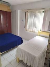 Guarapari: aluguel de quarto a 1 quadra da Praia do Morro. Réveillon e fora de temporada.
