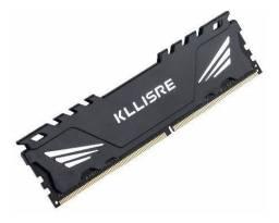 Memória ram DDR4 16gb Kllisre PC Gamer