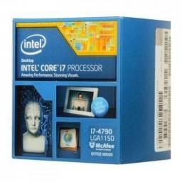 Kit i7 4790 Asus B85 16gb de memória