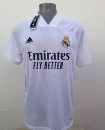Camisa do Real Madrid 2020