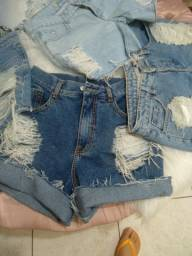 Shorts Destroyer lindos