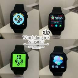 Relógio celular SmartWatch iwo x7 top