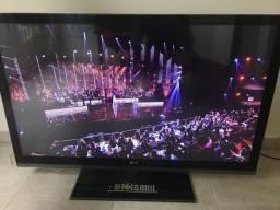 Tv LG Full HD - LED Ultra Fina - Entradas HDMI e USB, Conversor Digital, Bluetooth, 120Hz