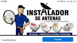 Instalador de antenas
