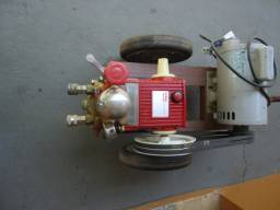 Lavadora e pulverizadora Moto Bomba com motor 2HP