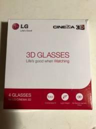 Óculos 3D para TV LG