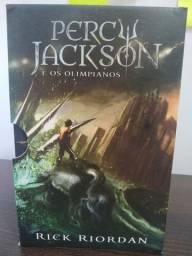 Box Percy Jackson - 5 vol.