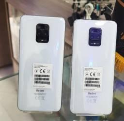 Xiaomi Redmi Note 9 PRO - 128GB ou 64GB Rom / 6GB Ram - Versão Global + Capinha e Película