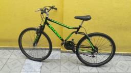 Bicicleta aro 26 valor $220,00