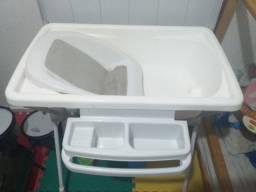 Vendo uma banheira com trocador burigotto