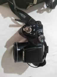 Câmera semi profissional coolpix l315