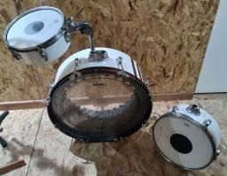 Bateria tipo Traveller (somente tambores)