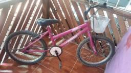 Bicicleta da marca cairu infantil