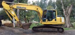 Komatsu PC 160 LC8 2013 escavadeira