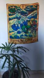 Bandeira decorativa tarot