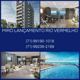 Lançamento Miró Residencial, 1/4 Rio Vermelho. Excelente Oportunidade!