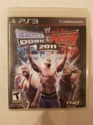 Smack down vs raw 2011 de play 3