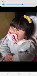 Promoção de uma linda bebê