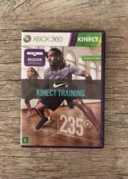 Jogo Nike Kinect Training Plus Xbox 360