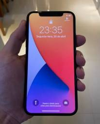 iPhone X 64gb [12x sem juros] Bateria 98%