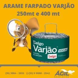Arame Farpado | Varjão 250 mt
