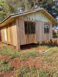 Casa de Madeira Nova