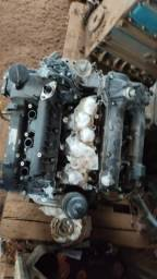 Motor Hyundai Azera 3.3 6V 265CV Automático 2011 Batido Com Nota Fiscal