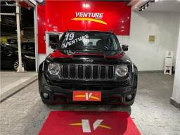 JEEP RENEGADE 2019 1.8 FLEX LONGITUDE 4PTS AUTOMÁTICO