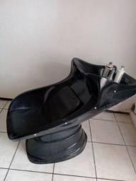 Vendo um lavatório semi novo