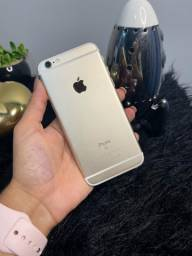 Título do anúncio: iPhone 6s 16GB gold