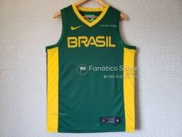 Regata Basquete Brasil - Loja Fanático Store - Pronta entrega