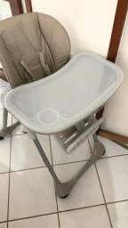 Vendo cadeira de alimentação da Chicco Polly 2 Start